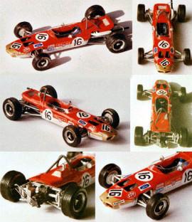 Lotus 59 F3 Nunn Silverstone 1969