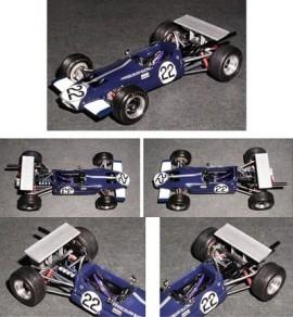 Lotus 59B Nurburgring 1969 Stommelen