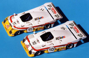 Mirage Ford GR8 Le Mans 1976