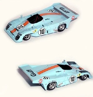 Mirage Ford Gr8 Le Mans 1975