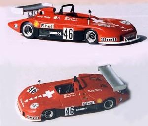 Sauber BMW C5 Monza 1977