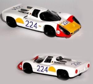 Porsche 907 C 1er Targa Florio 1968