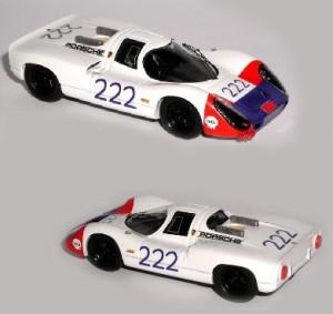 Porsche 907 C Targa Florio 1968