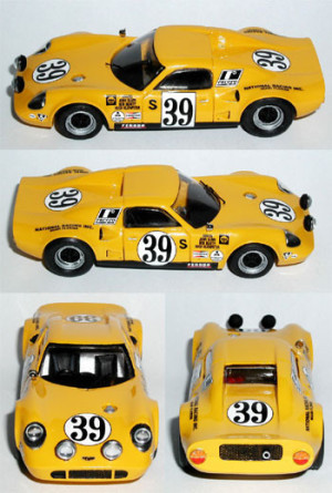 Chevron BMW B8 Daytona 1969
