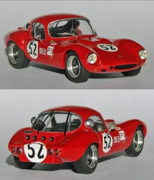 Ginetta G4 Sebring 1965