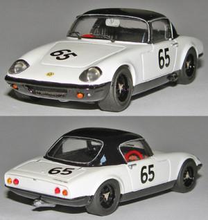Lotus Elan 26R Stewart Mallory Park 1965