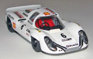 Porsche 907 C Larrousse Paul Ricard 1970