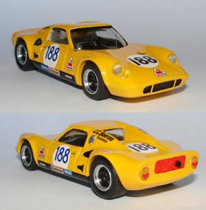 Chevron B8 Targa Florio 1969