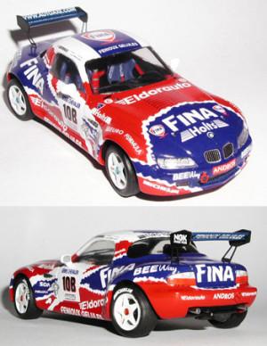BMW Z3 Fina Trophée Andros 2000