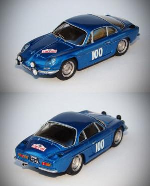 Alpine A110 Tour de Corse 1965