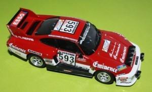 Porsche 935 Almeras Giro Italie 1980