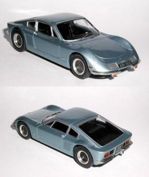 Elva BMW GT160 1965