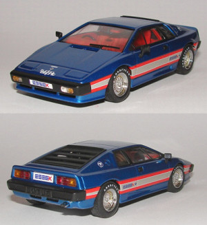 Lotus Esprit Turbo Essex