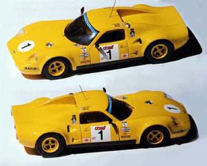 Chevron BMW B8 Le Mans 1998