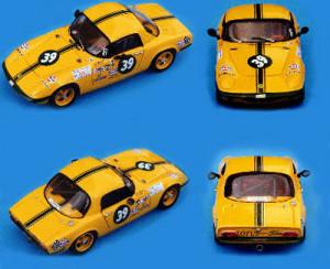 Lotus Elan S2 12 Heures du Mans 2000