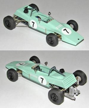 Lotus 61 Formule Ford Lédenon 2002