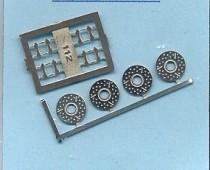 Disques de frein 7 mm